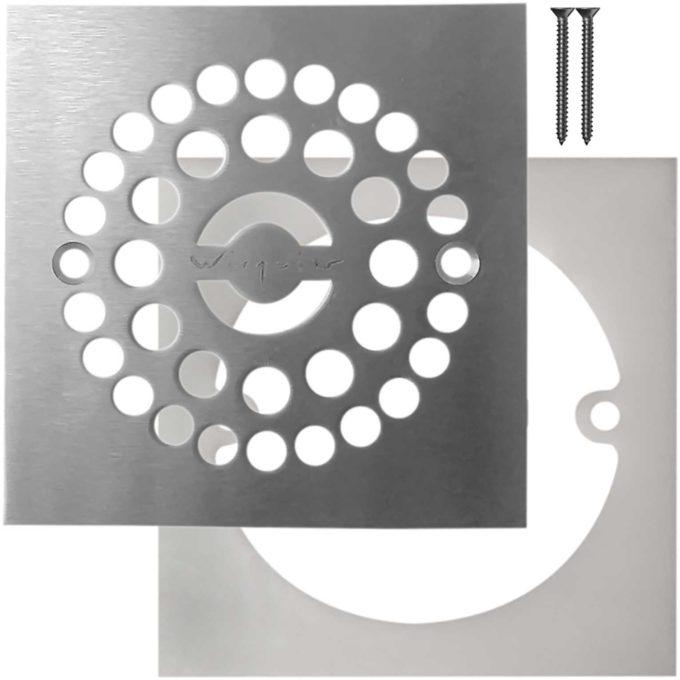 Twisto I Shower Plate Set + Screws