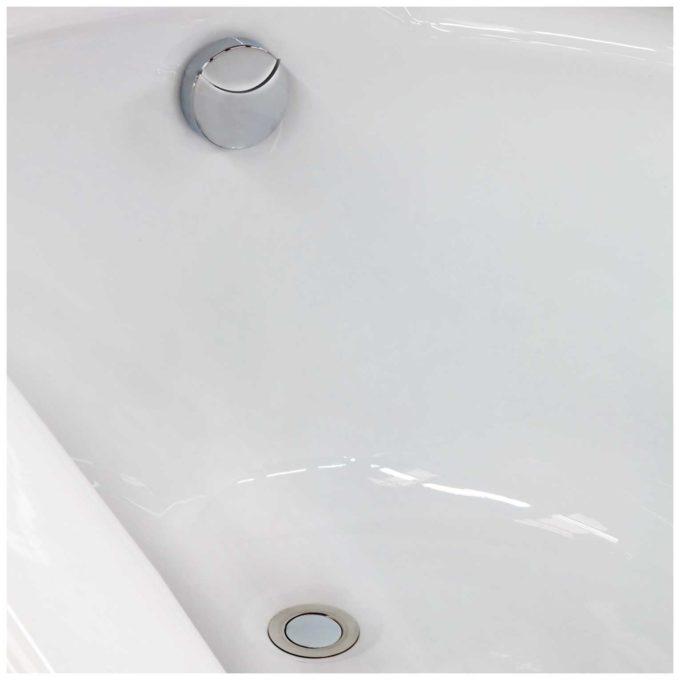 ELTON Auto Pop Up Bath Trap + Waste Complete CP