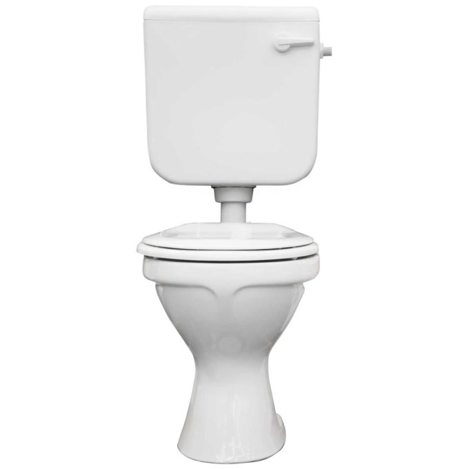Classic Front Flush Cistern