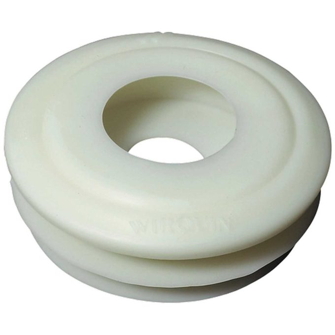 Flushpipe Bung Connector Pan 55mm, 32 and 40 Pipe