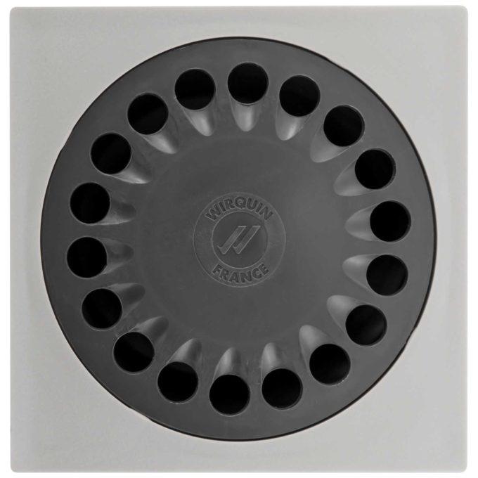 SP6000V Floor Drain 100mm x100mm D 40