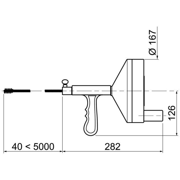 Unclogger For Bottle Traps