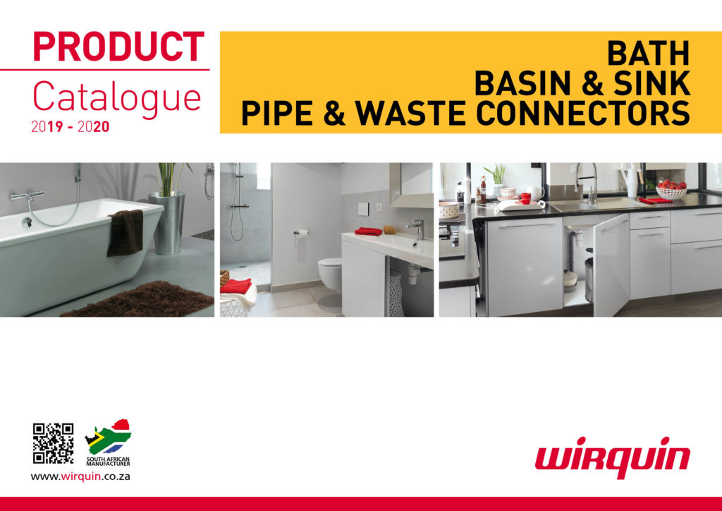 Wirquin Catalogue 2019-2020_BATH+BASIN+SINK+PIPE CONNECTORS
