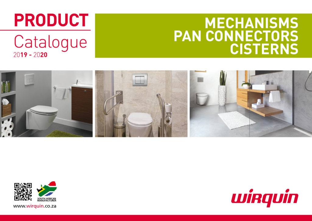 Wirquin Catalogue 2019-2020_MECH+CONNECTORS+CISTERNS