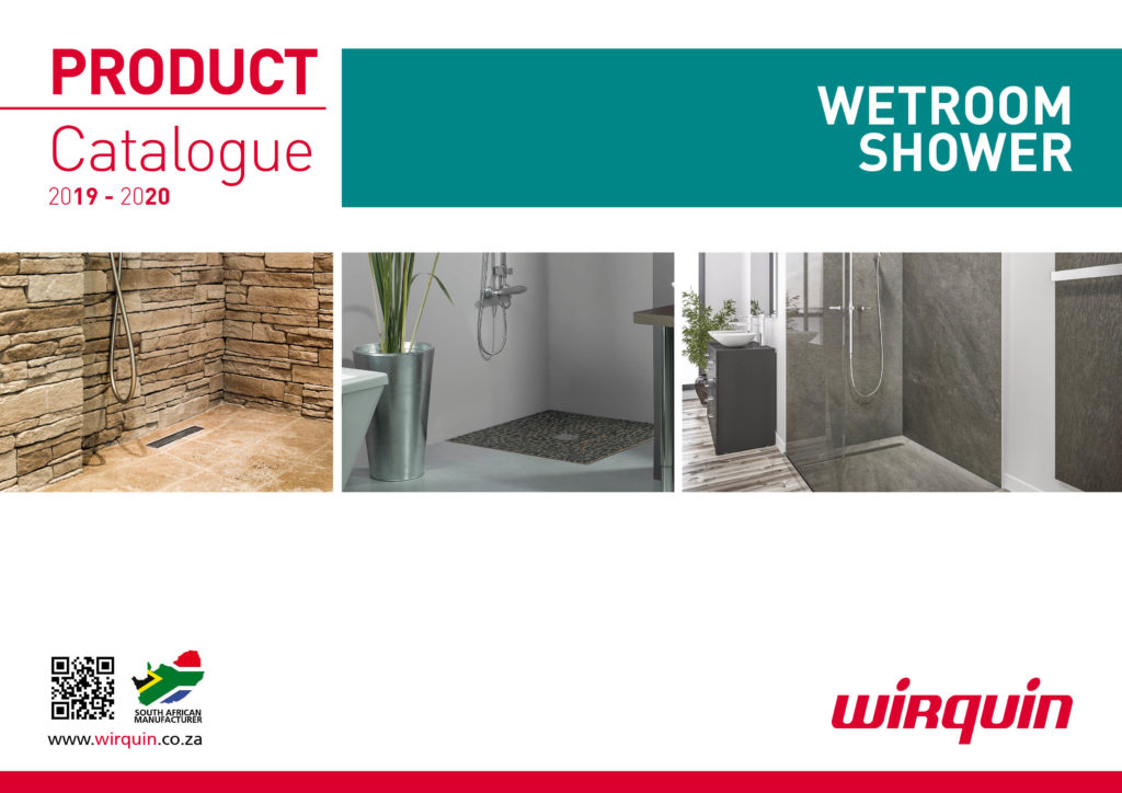 Wirquin Catalogue 2019-2020_WETROOM+SHOWER